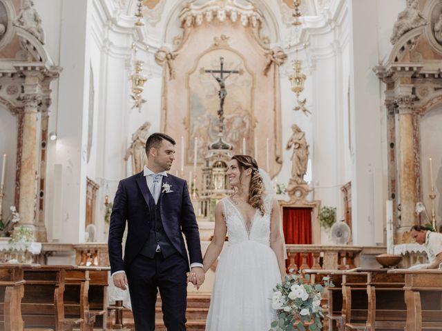 Il matrimonio di Mauro e Christine a Arquà Petrarca, Padova 33