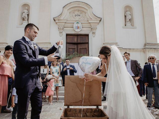 Il matrimonio di Mauro e Christine a Arquà Petrarca, Padova 36
