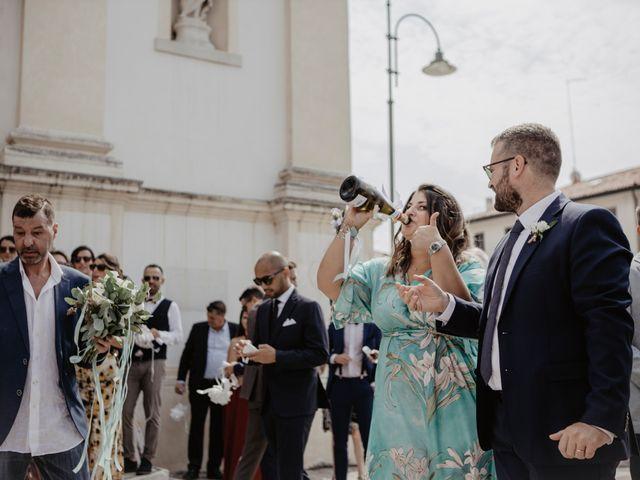 Il matrimonio di Mauro e Christine a Arquà Petrarca, Padova 37