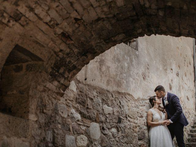 Il matrimonio di Mauro e Christine a Arquà Petrarca, Padova 40