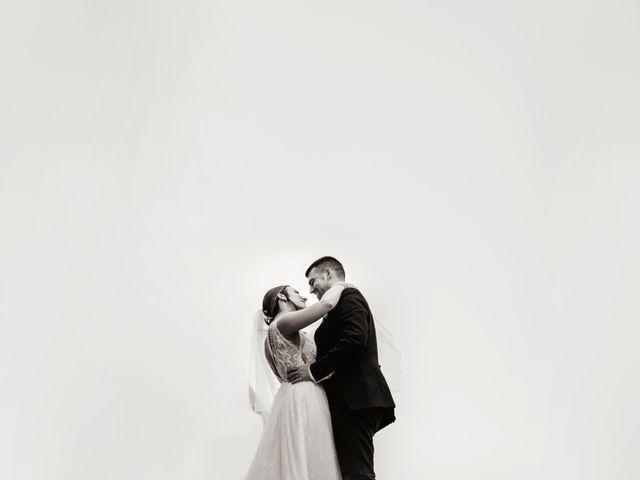 Le nozze di Christine e Mauro