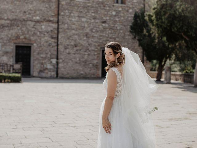 Il matrimonio di Mauro e Christine a Arquà Petrarca, Padova 42