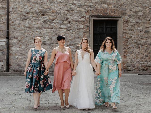 Il matrimonio di Mauro e Christine a Arquà Petrarca, Padova 45
