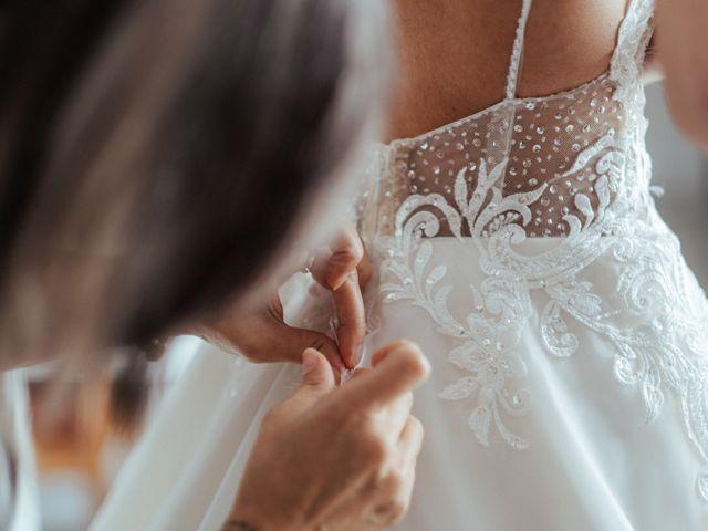 Il matrimonio di Davide e Chiara a Ameglia, La Spezia 15