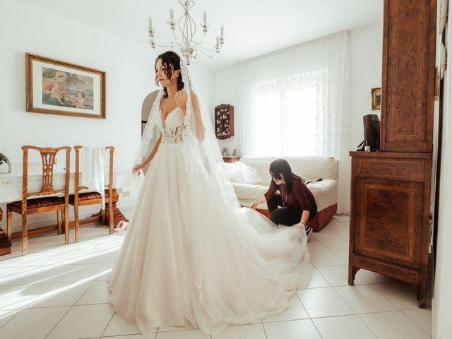 Il matrimonio di Davide e Chiara a Ameglia, La Spezia 19