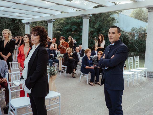 Il matrimonio di Davide e Chiara a Ameglia, La Spezia 27