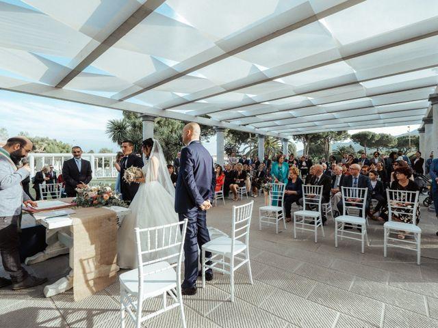 Il matrimonio di Davide e Chiara a Ameglia, La Spezia 37