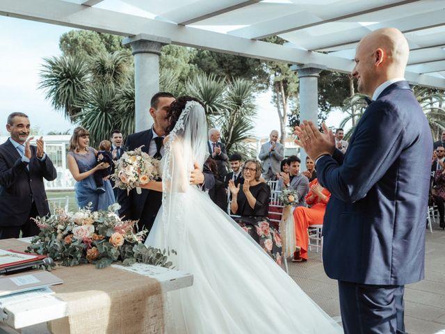 Il matrimonio di Davide e Chiara a Ameglia, La Spezia 40