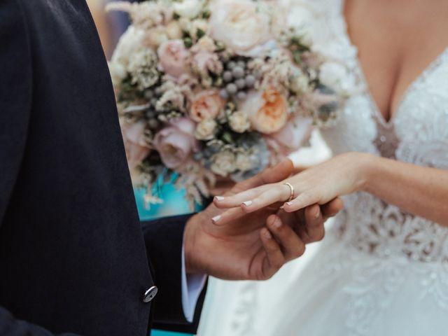 Il matrimonio di Davide e Chiara a Ameglia, La Spezia 1
