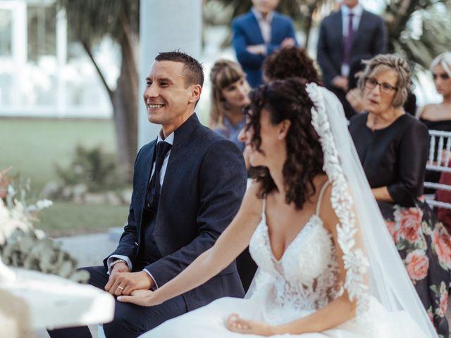 Il matrimonio di Davide e Chiara a Ameglia, La Spezia 49