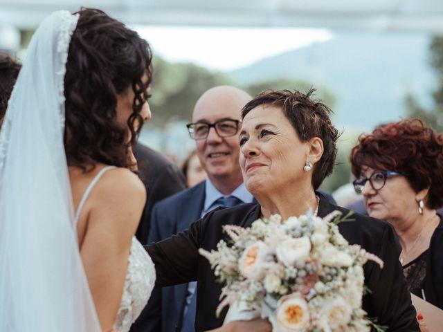 Il matrimonio di Davide e Chiara a Ameglia, La Spezia 50
