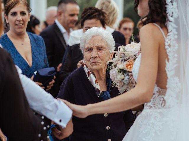 Il matrimonio di Davide e Chiara a Ameglia, La Spezia 52