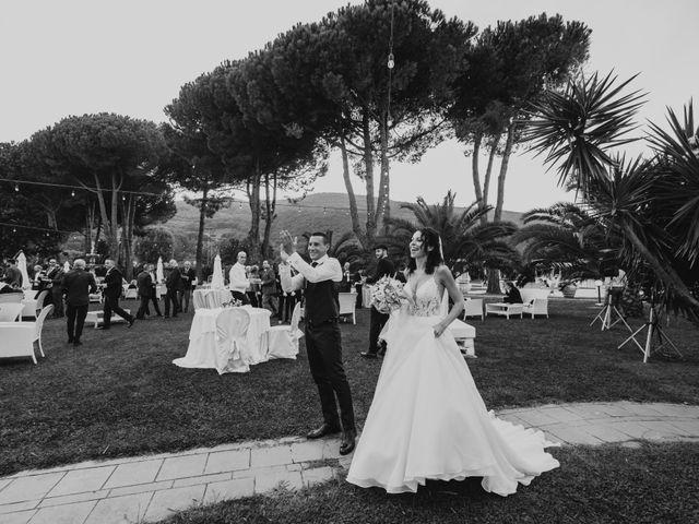 Il matrimonio di Davide e Chiara a Ameglia, La Spezia 55