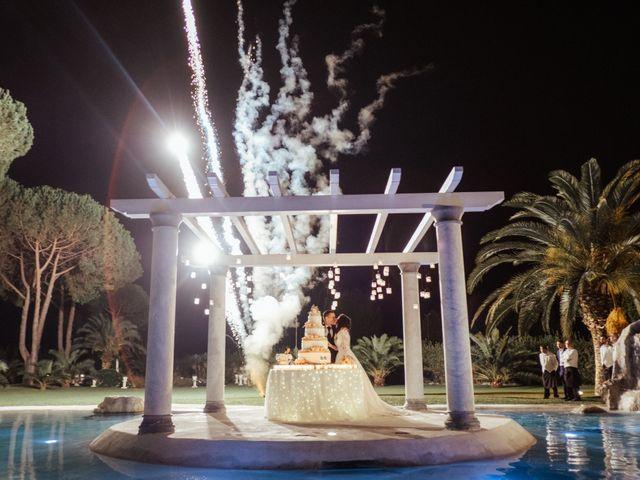 Il matrimonio di Davide e Chiara a Ameglia, La Spezia 75