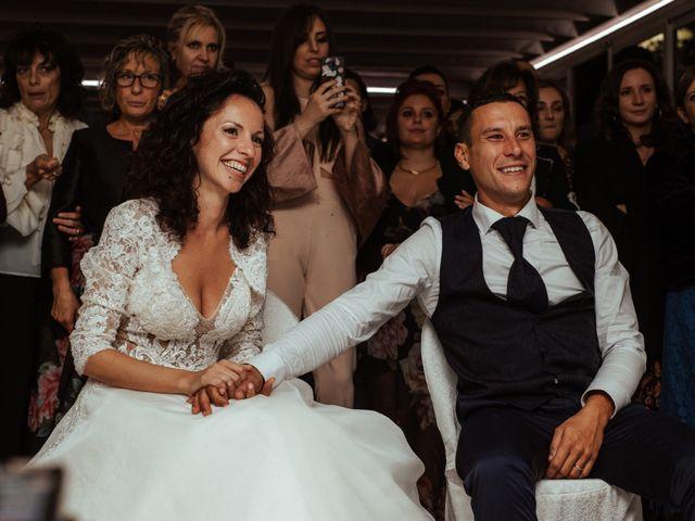 Il matrimonio di Davide e Chiara a Ameglia, La Spezia 77