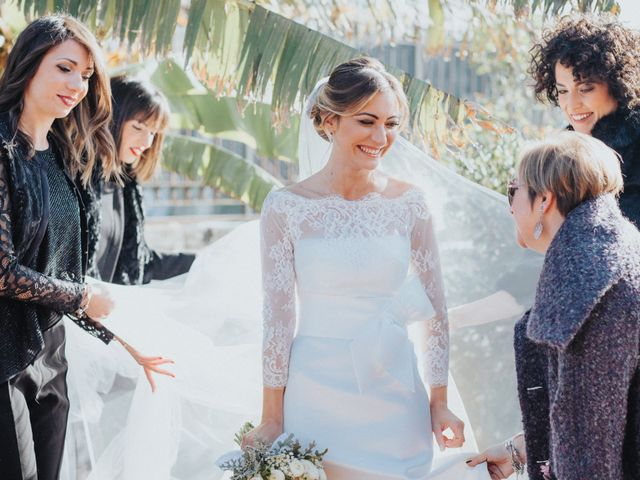Il matrimonio di Daniele e Maria a Salerno, Salerno 18