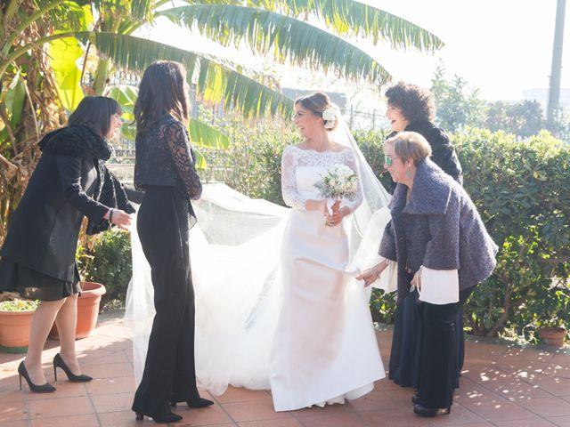 Il matrimonio di Daniele e Maria a Salerno, Salerno 19
