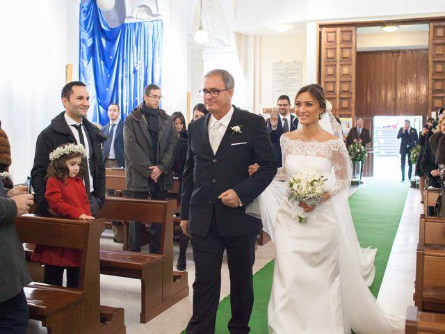 Il matrimonio di Daniele e Maria a Salerno, Salerno 20