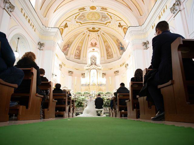 Il matrimonio di Daniele e Maria a Salerno, Salerno 22