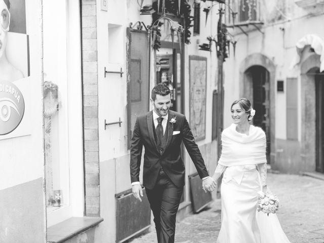 Il matrimonio di Daniele e Maria a Salerno, Salerno 34