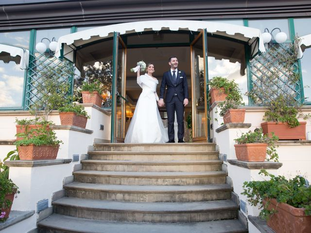 Il matrimonio di Daniele e Maria a Salerno, Salerno 36