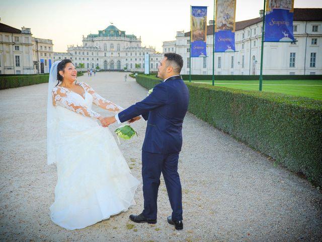Il matrimonio di Simona e Pasquale a Torino, Torino 14