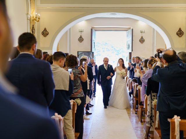 Il matrimonio di Stefano e Angela a Capaccio Paestum, Salerno 19