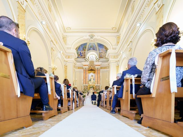 Il matrimonio di Stefano e Angela a Capaccio Paestum, Salerno 21