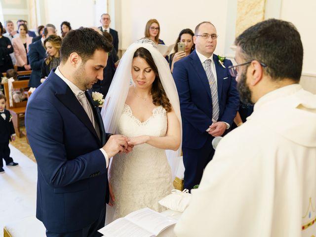 Il matrimonio di Stefano e Angela a Capaccio Paestum, Salerno 24