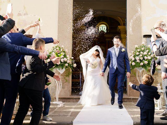 Il matrimonio di Stefano e Angela a Capaccio Paestum, Salerno 28