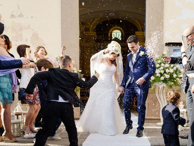 Il matrimonio di Stefano e Angela a Capaccio Paestum, Salerno 29