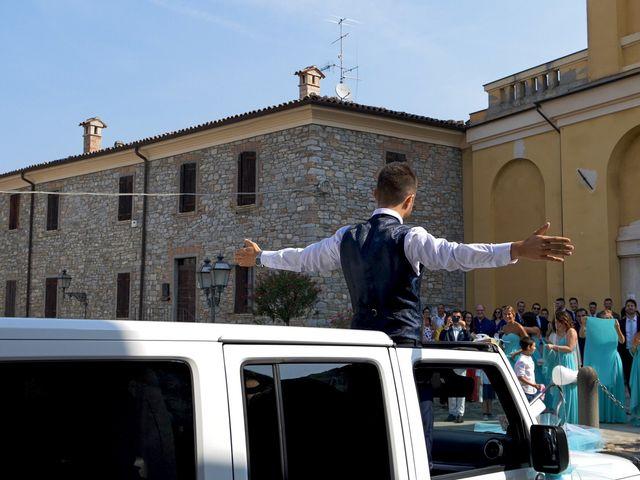 Il matrimonio di Federico e Martina a Parma, Parma 11