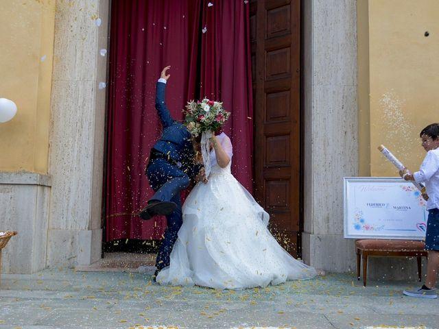 Il matrimonio di Federico e Martina a Parma, Parma 21