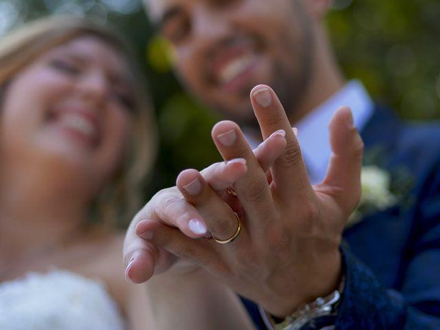Le nozze di Martina e Federico