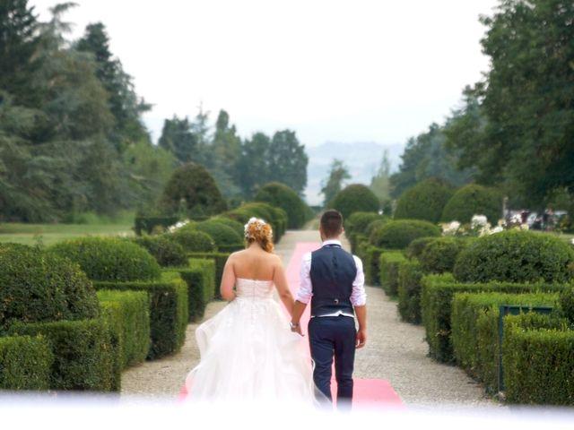 Il matrimonio di Federico e Martina a Parma, Parma 35