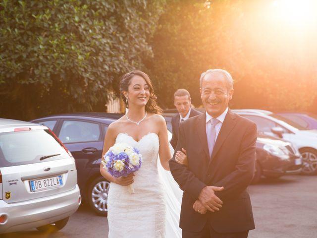 Il matrimonio di Sergio e Valentina a Acireale, Catania 23