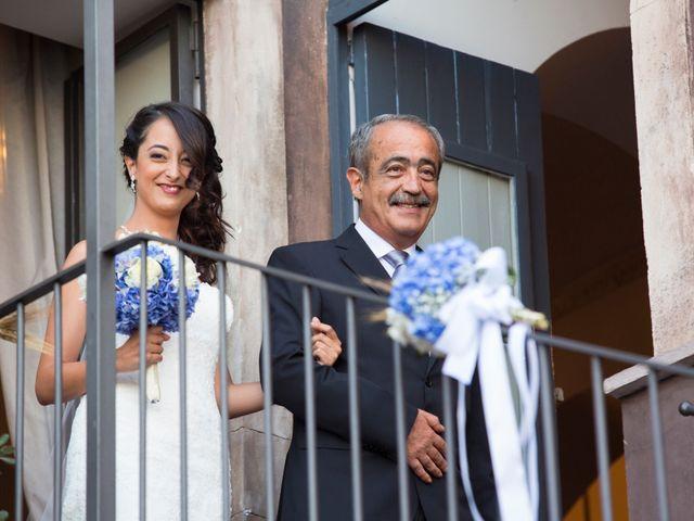 Il matrimonio di Sergio e Valentina a Acireale, Catania 25