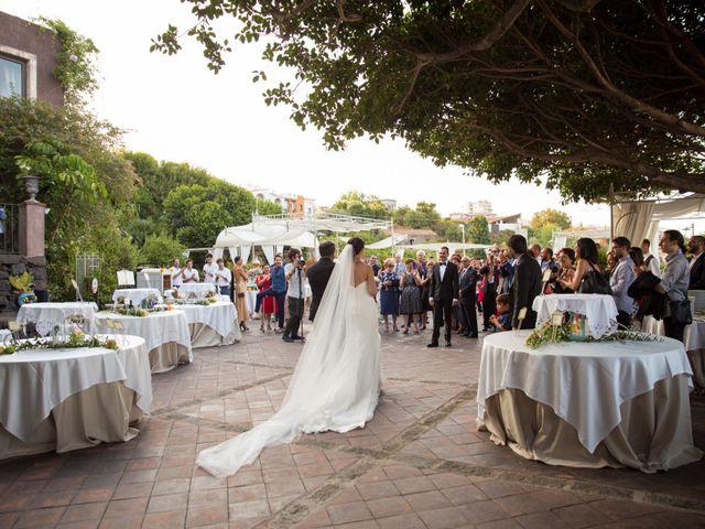 Il matrimonio di Sergio e Valentina a Acireale, Catania 28