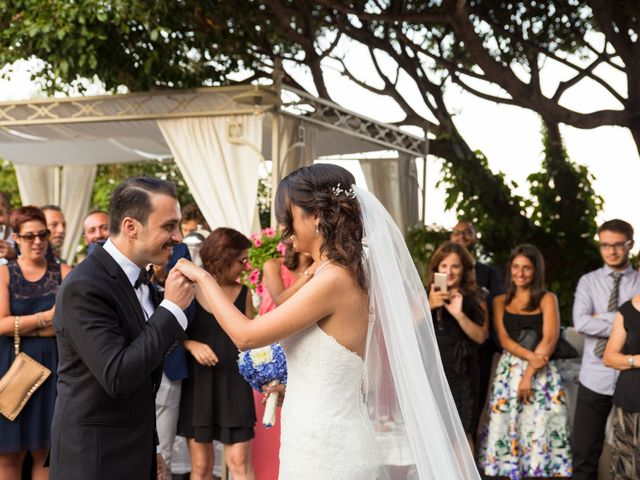 Il matrimonio di Sergio e Valentina a Acireale, Catania 29