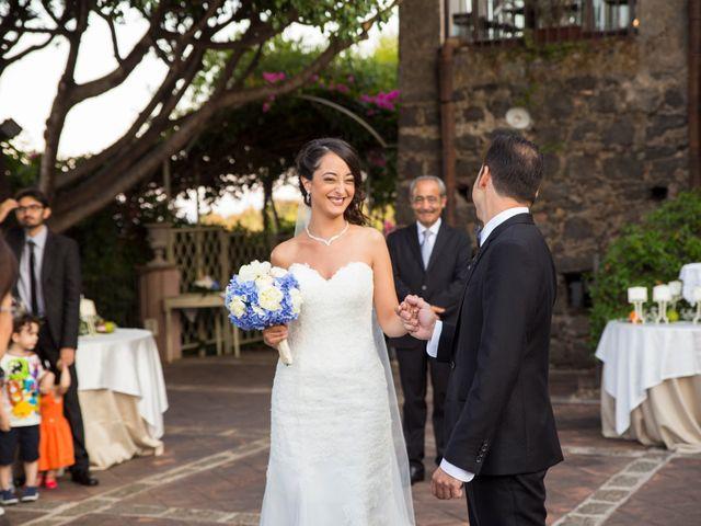 Il matrimonio di Sergio e Valentina a Acireale, Catania 30