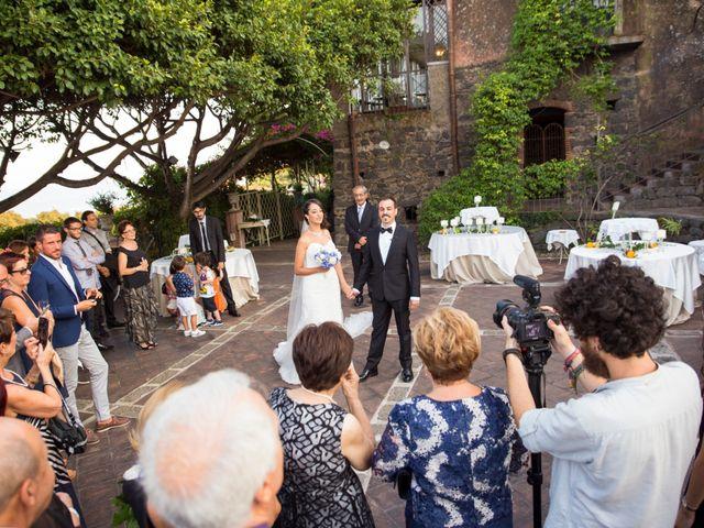 Il matrimonio di Sergio e Valentina a Acireale, Catania 31
