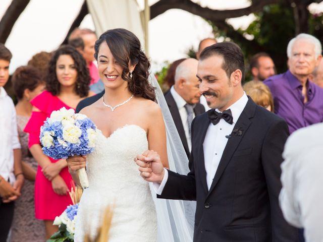 Il matrimonio di Sergio e Valentina a Acireale, Catania 32