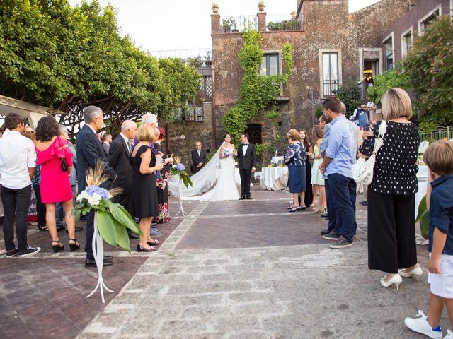 Il matrimonio di Sergio e Valentina a Acireale, Catania 33