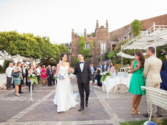 Il matrimonio di Sergio e Valentina a Acireale, Catania 34
