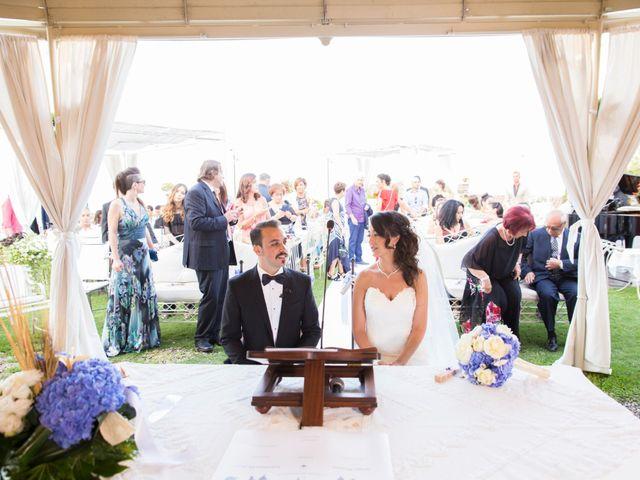 Il matrimonio di Sergio e Valentina a Acireale, Catania 37