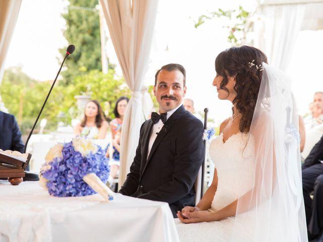 Il matrimonio di Sergio e Valentina a Acireale, Catania 40