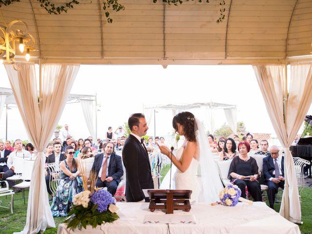 Il matrimonio di Sergio e Valentina a Acireale, Catania 41