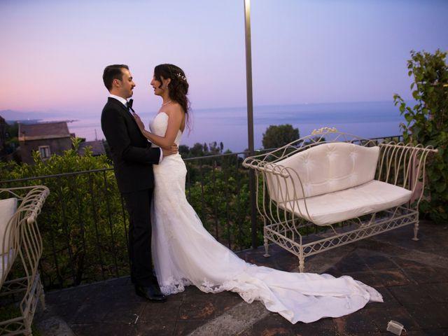 Il matrimonio di Sergio e Valentina a Acireale, Catania 49