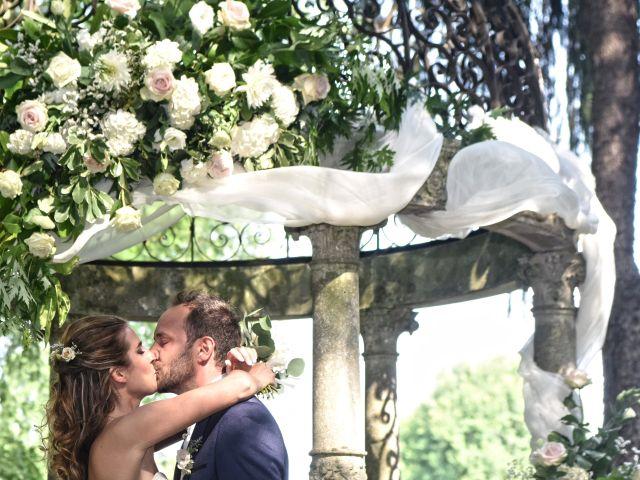 Il matrimonio di Francesco e Silvia a Martellago, Venezia 14