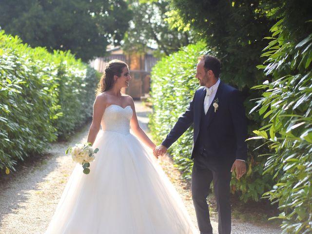 Il matrimonio di Francesco e Silvia a Martellago, Venezia 17